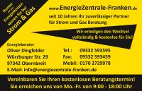 MUSTER: Visitenkarten EnergieZentrale-Franken
